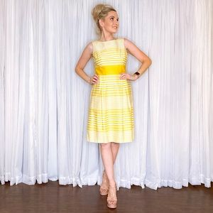 new directions Dresses - Yellow Stripe Sundress
